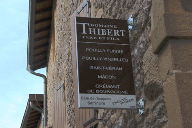 Domaine Thibert Sign