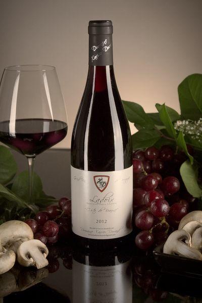 French Red Burgundy Wine, Domaine Xavier Durand 2012 Ladoix