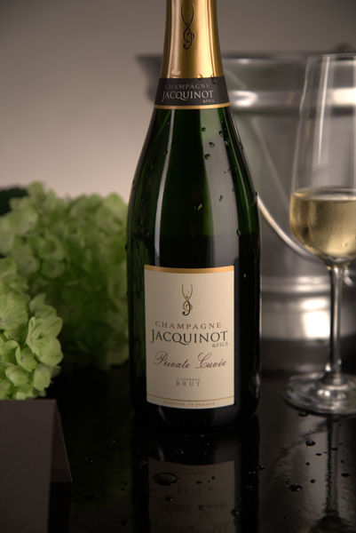 French Champagne, Champagne Jacquinot & Fils Champagne Private Cuvée