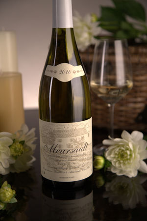 French White Burgundy Wine, Domaine Boyer-Gontard 2010 Meursault