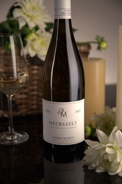French White Burgundy Wine, Domaine Pierre Morey 2010 Meursault