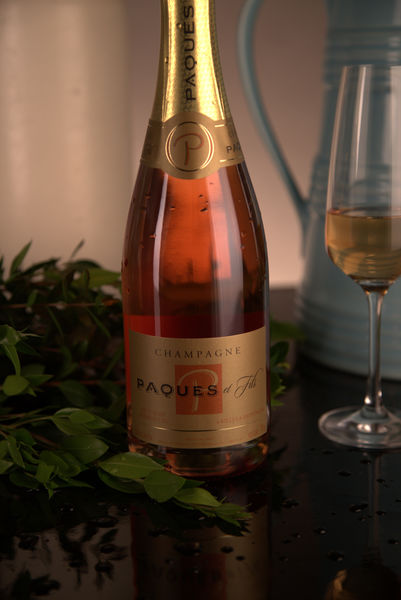 French Champagne, Champagne Paques et Fils Champagne Rosé