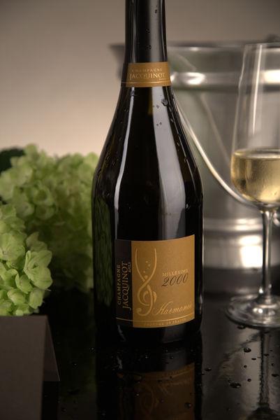 French Champagne, Champagne Jacquinot & Fils 2000 Champagne Harmonie