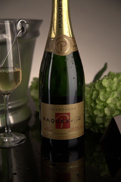 French Champagne, Champagne Paques et Fils 2007 Champagne Carte Rouge
