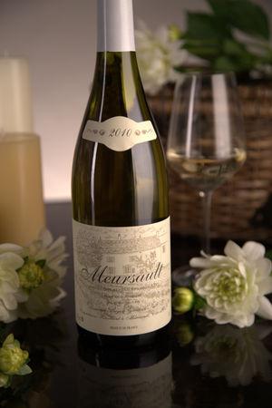 French White Burgundy Wine, Domaine Boyer-Gontard 2010 Meursault